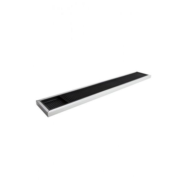 Stainless Steel Bar Mat Frame C/w Bar Mat