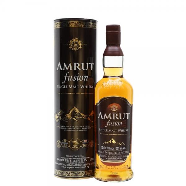 Amrut Fusion Indian Single Malt