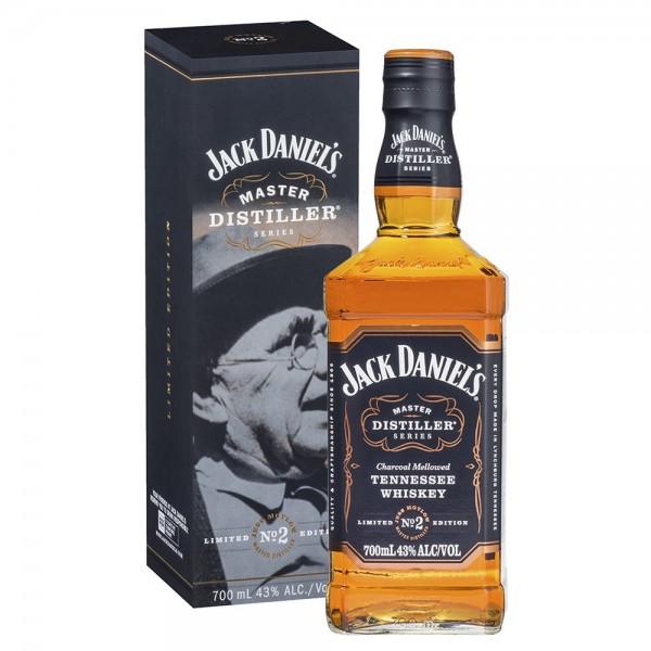 Jack Daniel's Master Distiller No.2