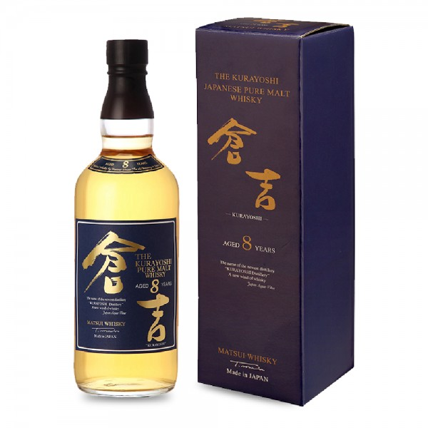 Kurayoshi 8 Year Old Pure Malt