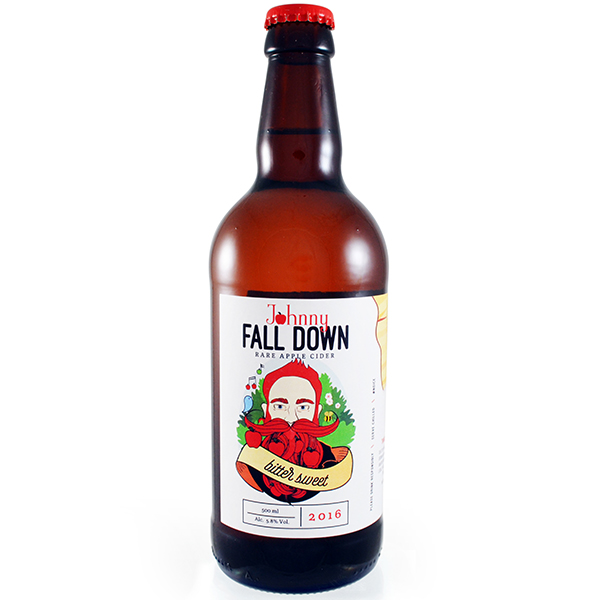 Johnny Fall Down Bittersweet Cider 2019