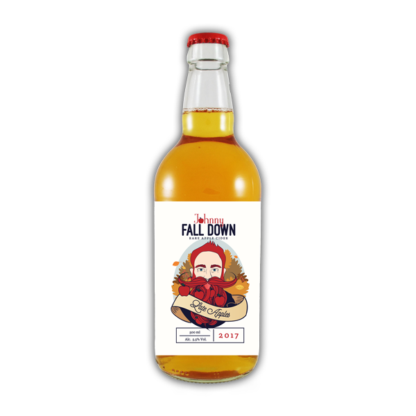 Johnny Fall Down Late Apples Cider