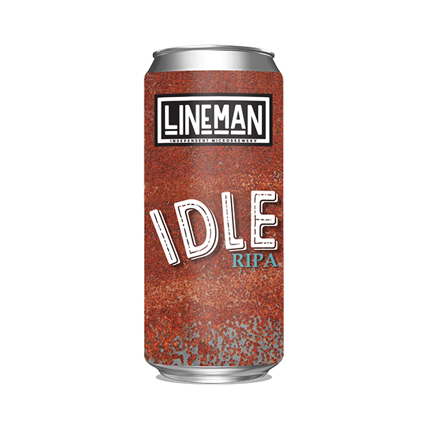 Lineman Idle Red IPA