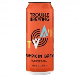 Trouble Brewing Pumpkin Brew Ale