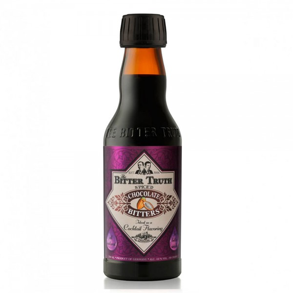 The Bitter Truth Spiced Chocolate Bitters 20cl