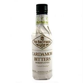 Fee Brothers Cardamom Boker's Style Bitters