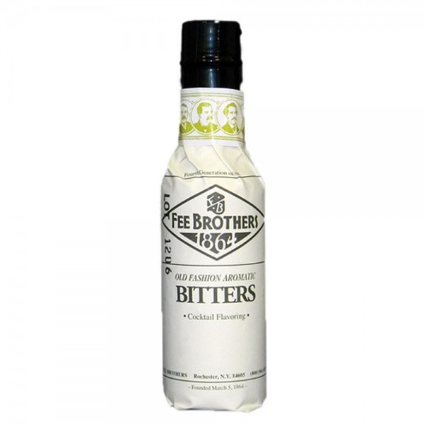 Fee Brothers Old Fashioned Bitters 15cl