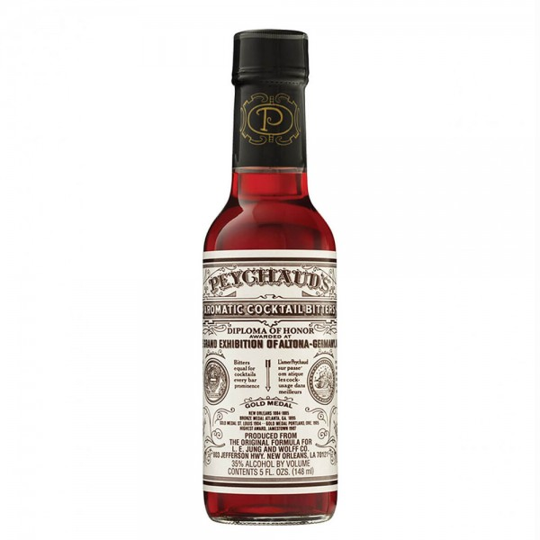 Peychaud's Aromatic Cocktail Bitters 14.8cl