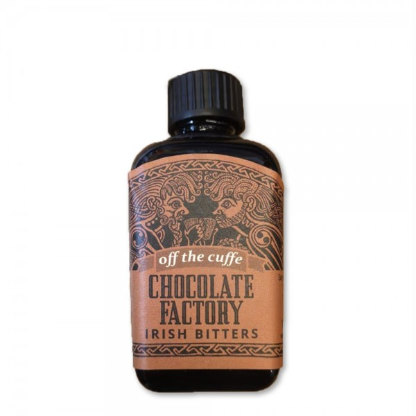Off The Cuffe Chocolate Factory Irish Bitters 5cl