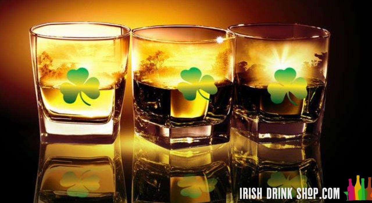 St Patricks Day at Irish Drink Shop