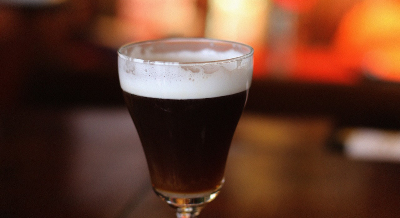 The Nations Favourite Winter Warmer - All About the Irish Coffee