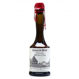 Calvados 12 Year Old Chateau du Breuil