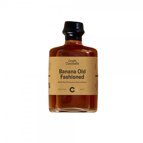 1661 Banana Old Fashioned 20cl
