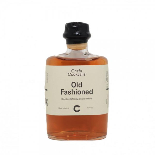 1661 Old Fashioned Cocktail 20cl