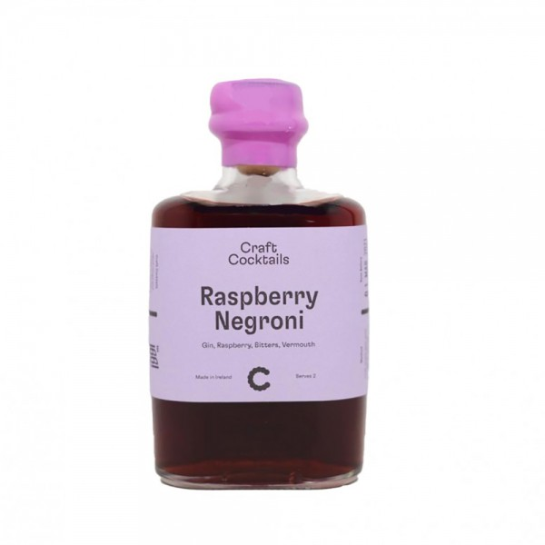 1661 Raspberry Negroni Cocktail 20cl