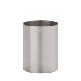 35ml St/steel Thimble Measure Ce (3189)