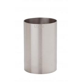 125ml St/steel Thimble Measure Ce (3190)
