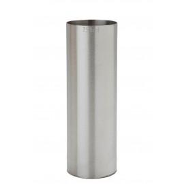 250ml St/steel Thimble Measure Ce (3193)