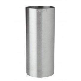 200ml St/steel Thimble Measure Ce (3194)