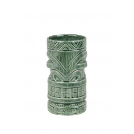 Ceramic Kon Tiki Mug 630ml Faded Green (3405)