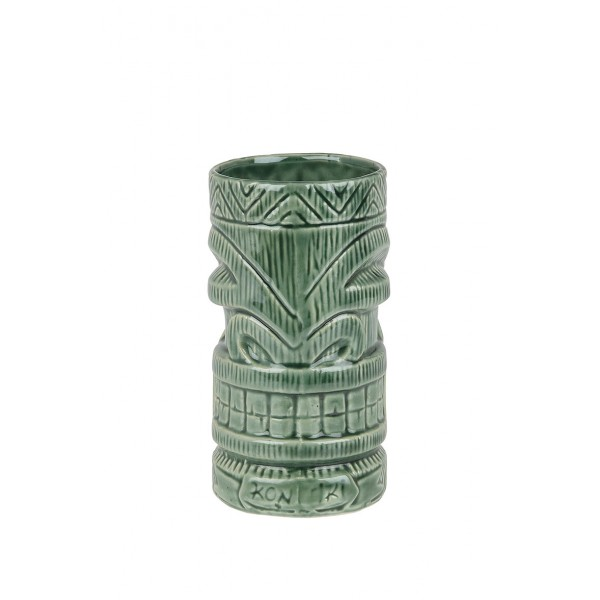 Ceramic Kon Tiki Mug 630ml Faded Green