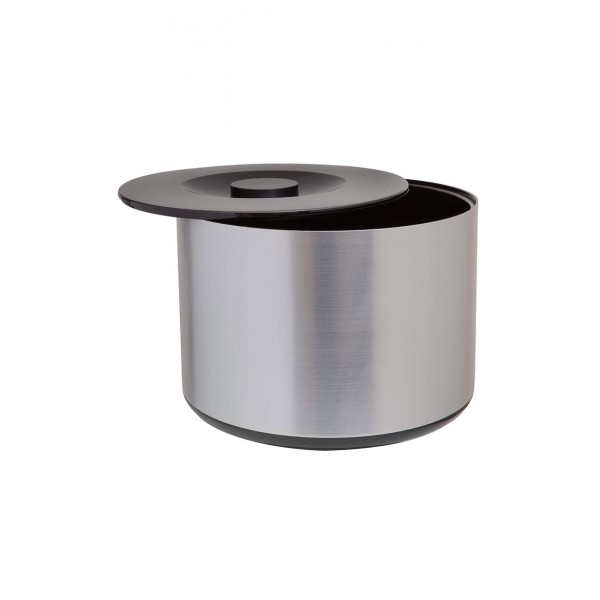 10 Ltr Plastic Ice Bucket Foil Wrapped