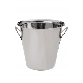 Stainless Steel Tulip Wine Bucket - 4.5 Litre (3496)