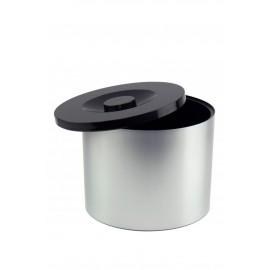 6 Litre Plastic Ice Bucket Foil Wrapped (3497)
