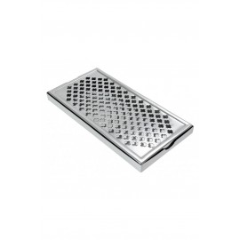 Stainless Steel Drainer Tray 12 X 6 Inch (3503)