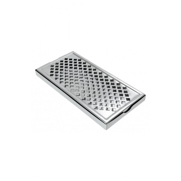 Stainless Steel Drainer Tray 12 X 6 Inch