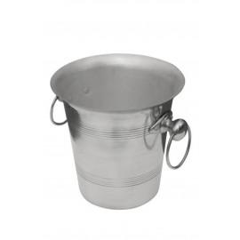 Aluminium Champagne Bucket - 4 Litre/7 Pint (3508)