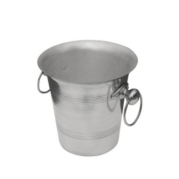 Aluminium Champagne Bucket - 4 Litre/7 Pint