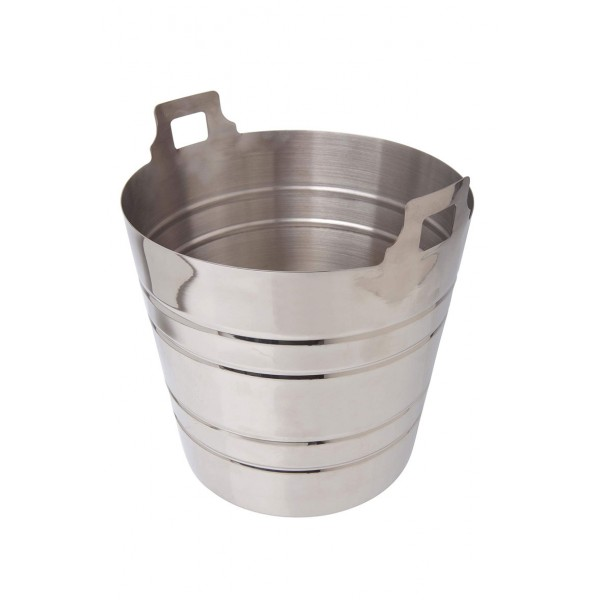 Stainless Steel Champagne Bucket - 5 Litre