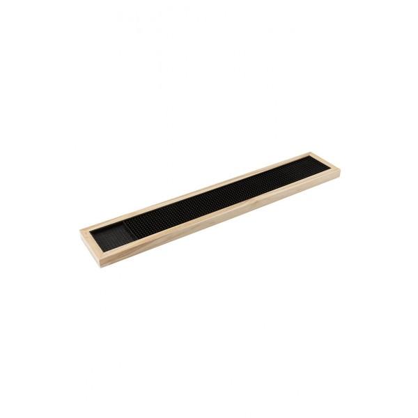 Wooden Bar Mat Frame C/w Bar Mat