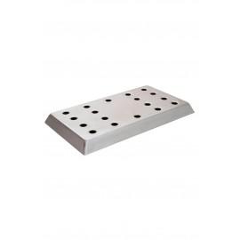 Aluminium Effect Drip Tray 16 X 8.75 Inch (3648)