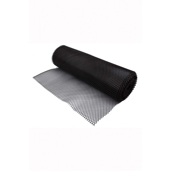 Shelf Liner Black 61cm X 10m