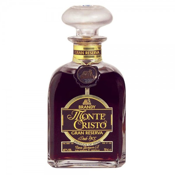 Monte Cristo Gran Reserva Brandy