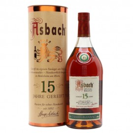 Asbach 15 Year Old Brandy