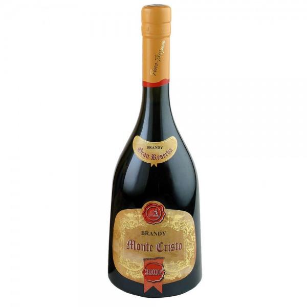 Monte Cristo Gran Reserva Seleccion Brandy