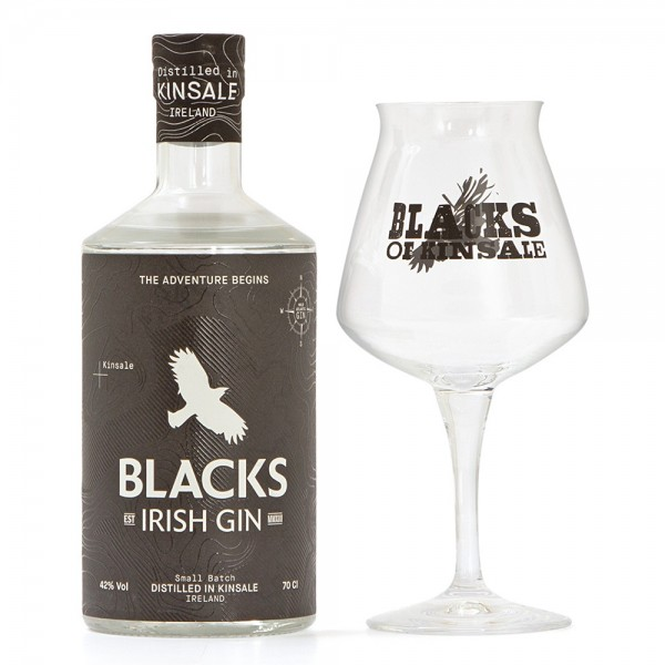 Blacks Irish Gin Gift Set