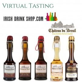 Chateau Du Breuil Calvados Tasting Pack Eu Based Customers Including Delivery