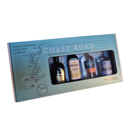 Irish Coastal Gin from the Wild Atlantic Way Gift Pack