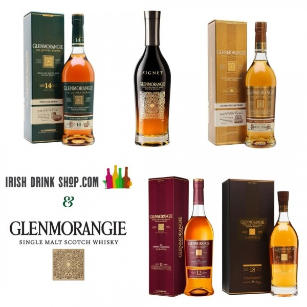 Glenmorangie Tasting Pack Non EU Based Customers (Including Delivery)