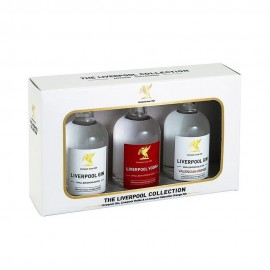 Liverpool Gin & Vodka Collection 3x5cl