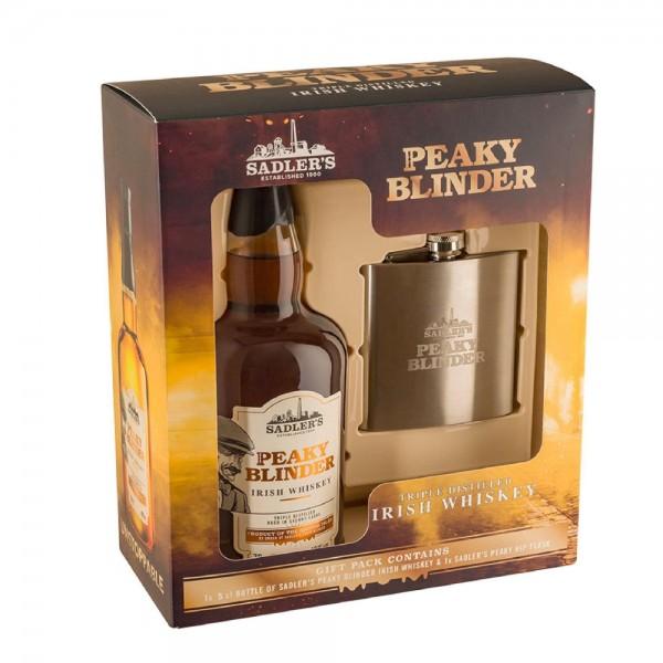 Peaky Blinders Hip Flask Pack