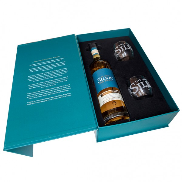 Silkie Blended Irish Whiskey Gift Pack
