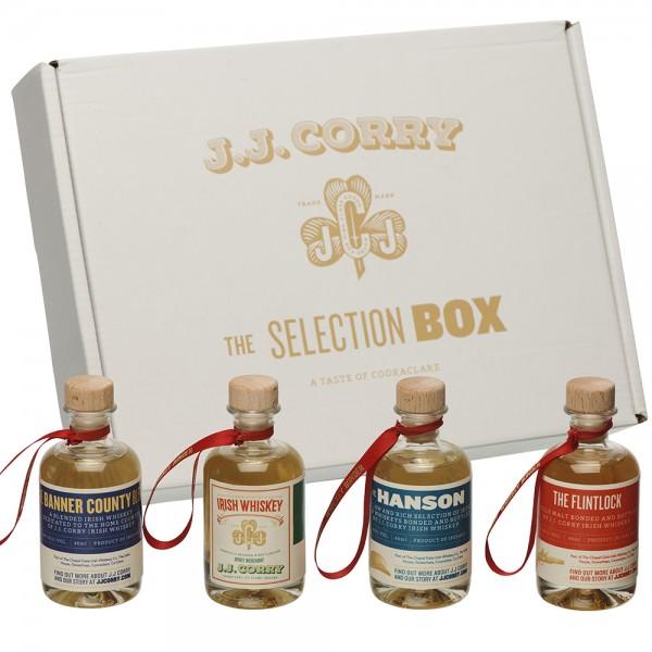 JJ Corry Mini Selection Box
