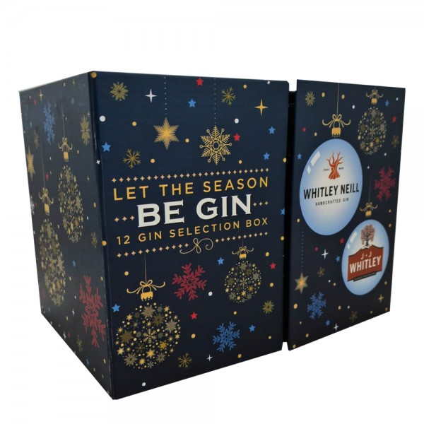 Whitley Neill The 12 Gins Of Christmas