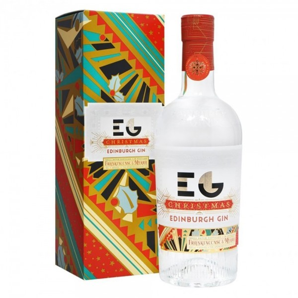 Edinburgh Christmas Gin Gift Box