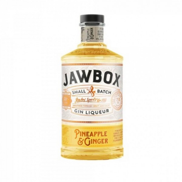 Jawbox Pineapple & Ginger